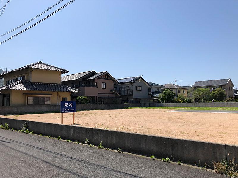 萩市平安古町